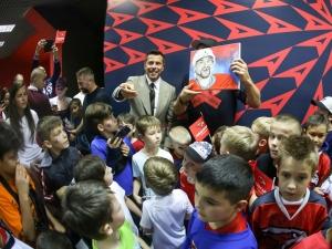 Открытие филиала Академии «Авангард» в Балашихе