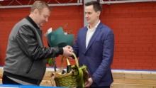 Коллектив Хоккейной Академии «Авангард Балашиха» поздравил Юрия Евгеньевича Ляпкина с юбилеем.